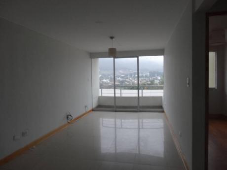 Departamento Moderno Con Ascensor - Vista A Las Lagunas - S/.2,200