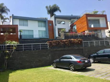 Preciosa Residencia - 1050 M2 - Vista Panorámica A Las Lagunas