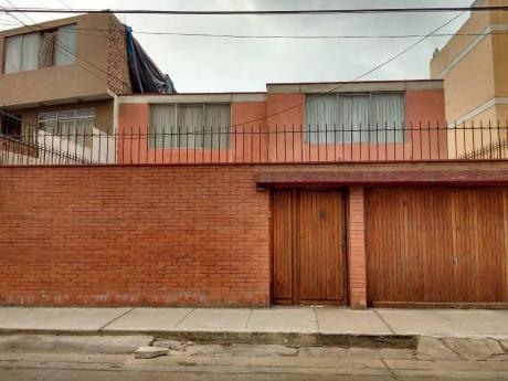 Casa San Miguel 200 M2, 2 Pisos, Base Para 2 Pisos Más