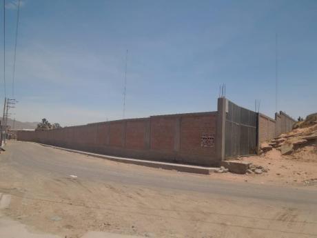Terreno En Venta - 10 000 M2 A $300/m2 A Una Cuadra De Via De Evitamiento - Yanahuara