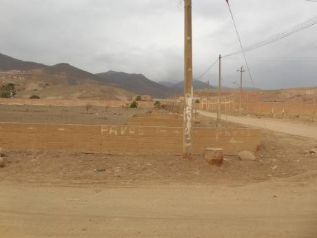 Terreno Industrial De 8,200 M2 En Zapallal Puente Piedra
