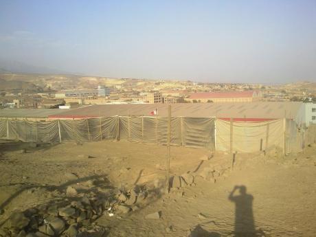 Terreno Industrial De 4,500 En Zapallal Puente Piedra