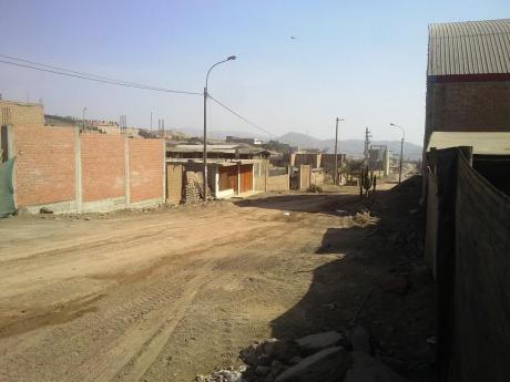 Terreno Industrial De 13,500 M2 En Zapallal Puente Piedra