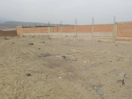 Remato Terreno De 4500 M 2 En Puente Piedra Zapallal