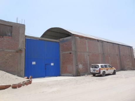 Local Industrial I2 De 500 M2 En Puente Piedra Zapallal