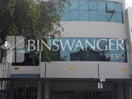 Alquiler De Oficinas Desde 281 M2 En Edificio Odriozola - San Isidro