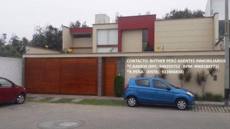 Hermosa Casa En Venta En Urb. Palmas Reales - El Golf, Trujillo, La Libertad