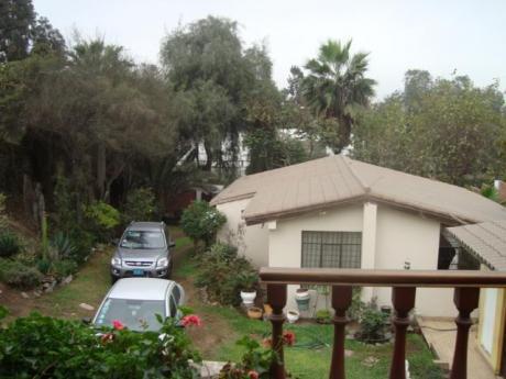 Excelente Casa Como Terreno La Molina