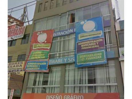 Edificio Comercial En Venta - San Juan De Lurigancho