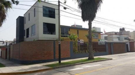 Casa En Venta (vista Al Parque) - La Molina