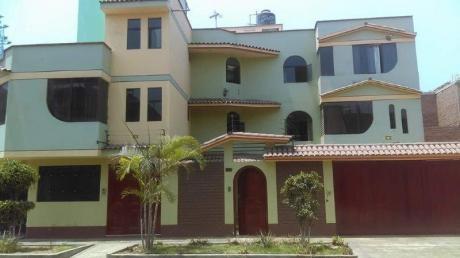 Casa En Venta - Callao (urb. Santa Rosa - Cerca A Av Bocanegra Y Dominicos)
