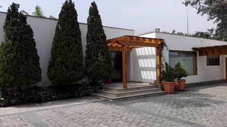 Hermosa Residencia En La Molina Detrás Del Club Rinconada