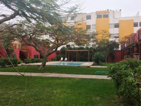 Departamento De Playa En Cerro Azul - Cañete