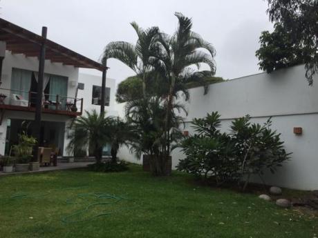 La Encantada De Villa - Casa En Alq. - Hernando De Lavalle