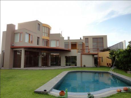 La Encantada De Villa - Poeta De La Rivera - Moderna Casa Arq. Malachowski
