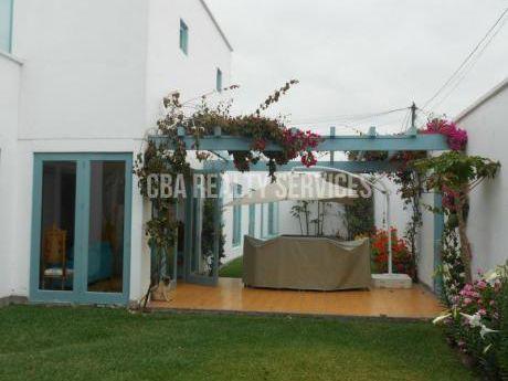 La Encantada De Villa - Linda Casa En Alquiler - Alameda Los Heraldos