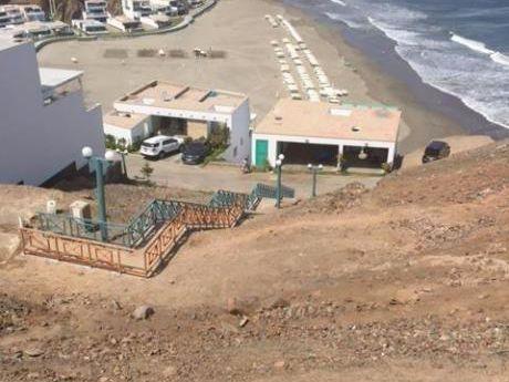 Asia - Terreno De Playa Frente Al Mar - Lomas De La Mar Km 121.60