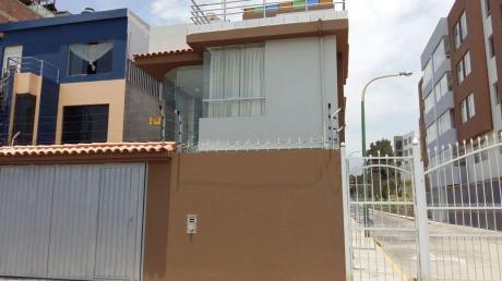 Excelente Oportunidad Vendo Casa En Urb. Mirasol De Cayma (esquina)