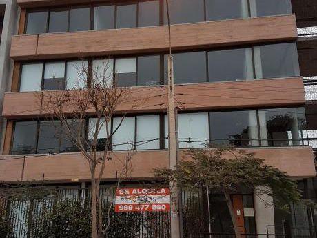 Alquilo Exclusivo Departamento En Elias Aguirre (frente A La Huaca) - Miraflores