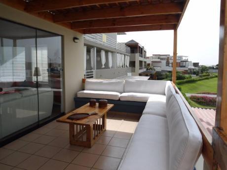 Alquiler De Excelente Departamento En Costa Del Sol Temporada Verano 2018