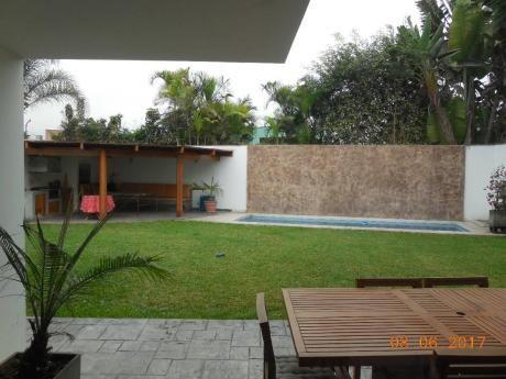 Vendo Casa La Molina Las Tipuanas
