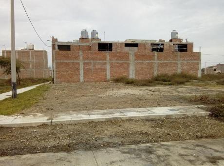 Terreno En Venta En Urb. Los Sauces V Etapa: Chiclayo