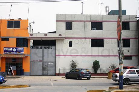Local Industrial En Venta En Independencia