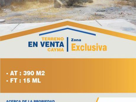 Venta - Terreno - Cayma