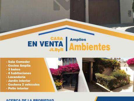 Venta - Casa - Jlbyr