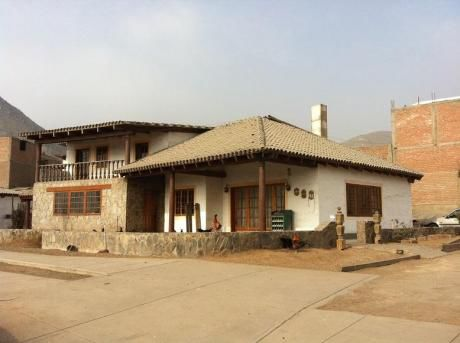 Casa Como Terreno En Santa Clara
