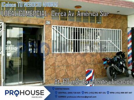Alquiler: Av América Sur - Frente Luna Rota (a. T. 60 M2)