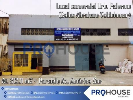 ¡empresas!: Loca/almacén Estratégico A Un Paso Del Mercado Mayorista A. T. 312 M2