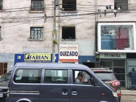 Venta De Local Comercial En Gamarra, La Victoria