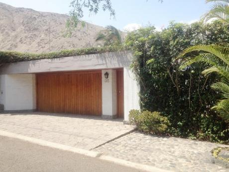 Casa Venta En La Planicie - La Molina