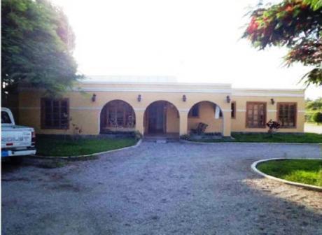 Vendo Casa Hacienda - Chincha Baja - Puerta Carretera