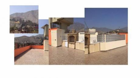 Departamento Vista Calle Lomas De La Molina Con Terraza En 2da Planta