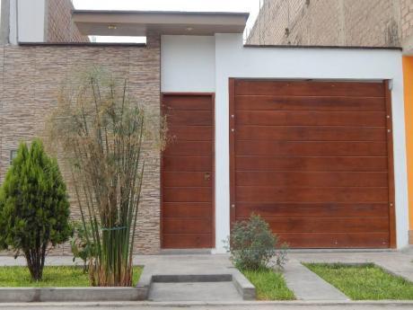 Casa De Estreno De 111 M En Et 12 Urb. Sto Domingo - Carabayllo