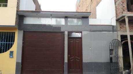Vendo Proyecto Casa De Estreno120 M En 3era Et De Urb. Sto Domingo - Distrito Carabayllo