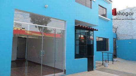 Alquiler O Venta De Local Comercial En Calle Jorge Chavez - Cercado De Arequipa