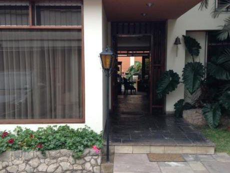 Hermosa Casa En Venta Santiago De Surco