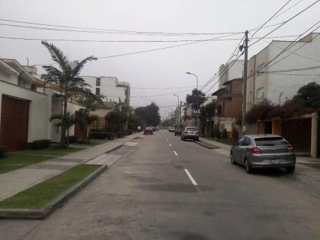 Terreno 370 M2 San Borja