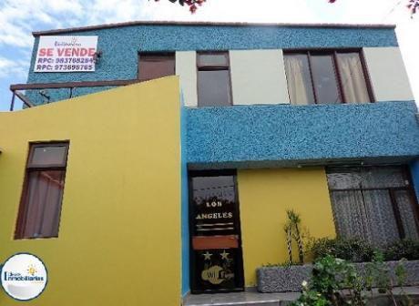 Vendo Linda Y Amplia Casa En Jlbyr