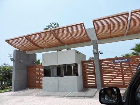 Asia Casa De Playa En Palabritas Km 99 Fila III