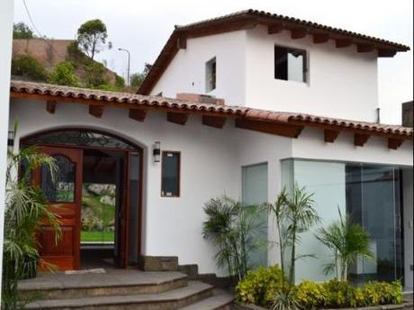 La Molina, Casa Impecable En La Compuerta, Zona Cerrada