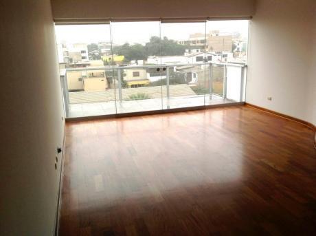 Monterrico Lindo Duplex Ph 3 Dorm. Terraza Cerca A Parques Y Colegios