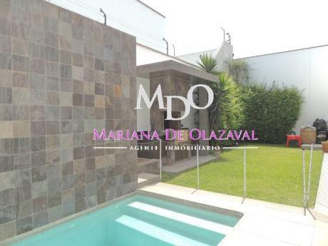 Exclusiva Casa En Condominio En La Molina