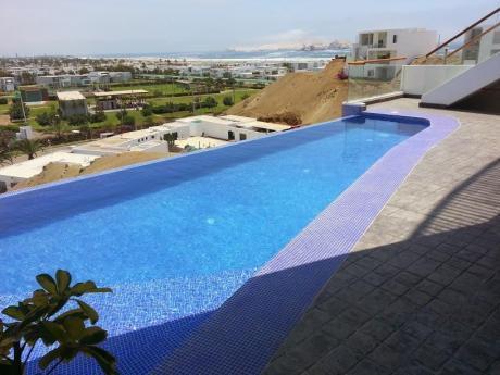 Vendo Espectacular Casa En Playa De El Golf II