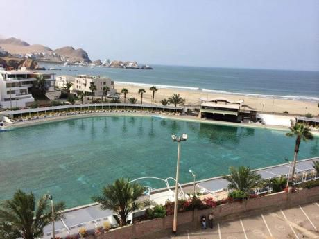Alquilo Lindo Duplex Playa Santa Maria, Excelente Vista Al Club Esmeralda Y Mar