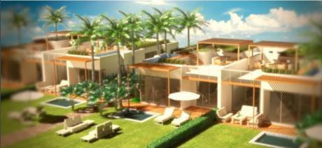 Casa De Playa Primera Fila En Lindo Condominio.