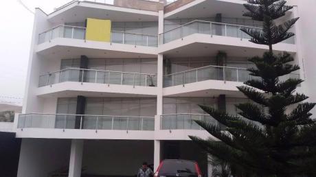 Santa Maria, Duplex Frente Al Mar, 260 M2 Alquiler